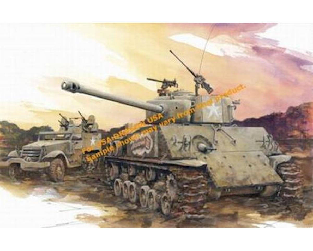 Dragon Models 6183 1/35 Sherman M4A3E8 Thunderbolt IV
