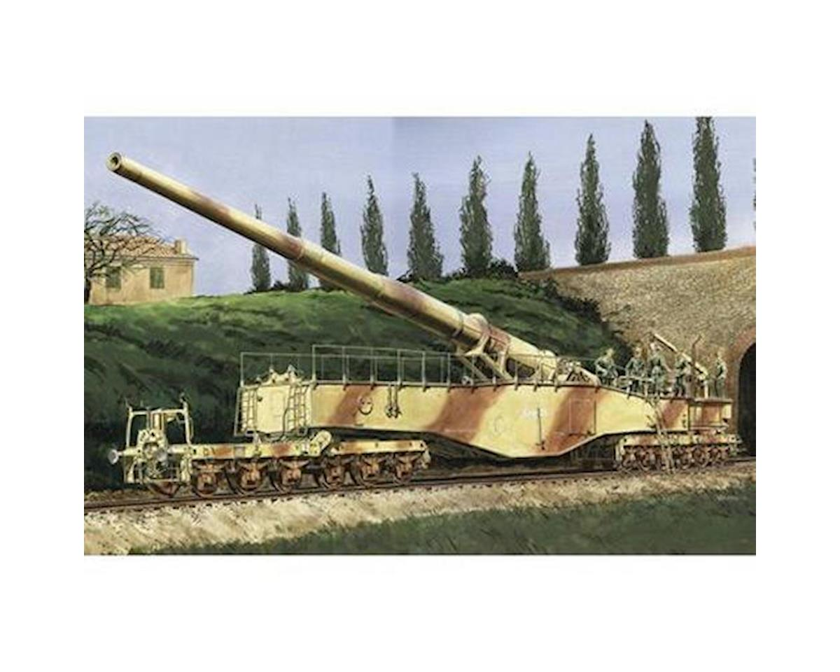 Dragon Models 6200 1/35 German Railway Gun 28cm K5(E) Leopold