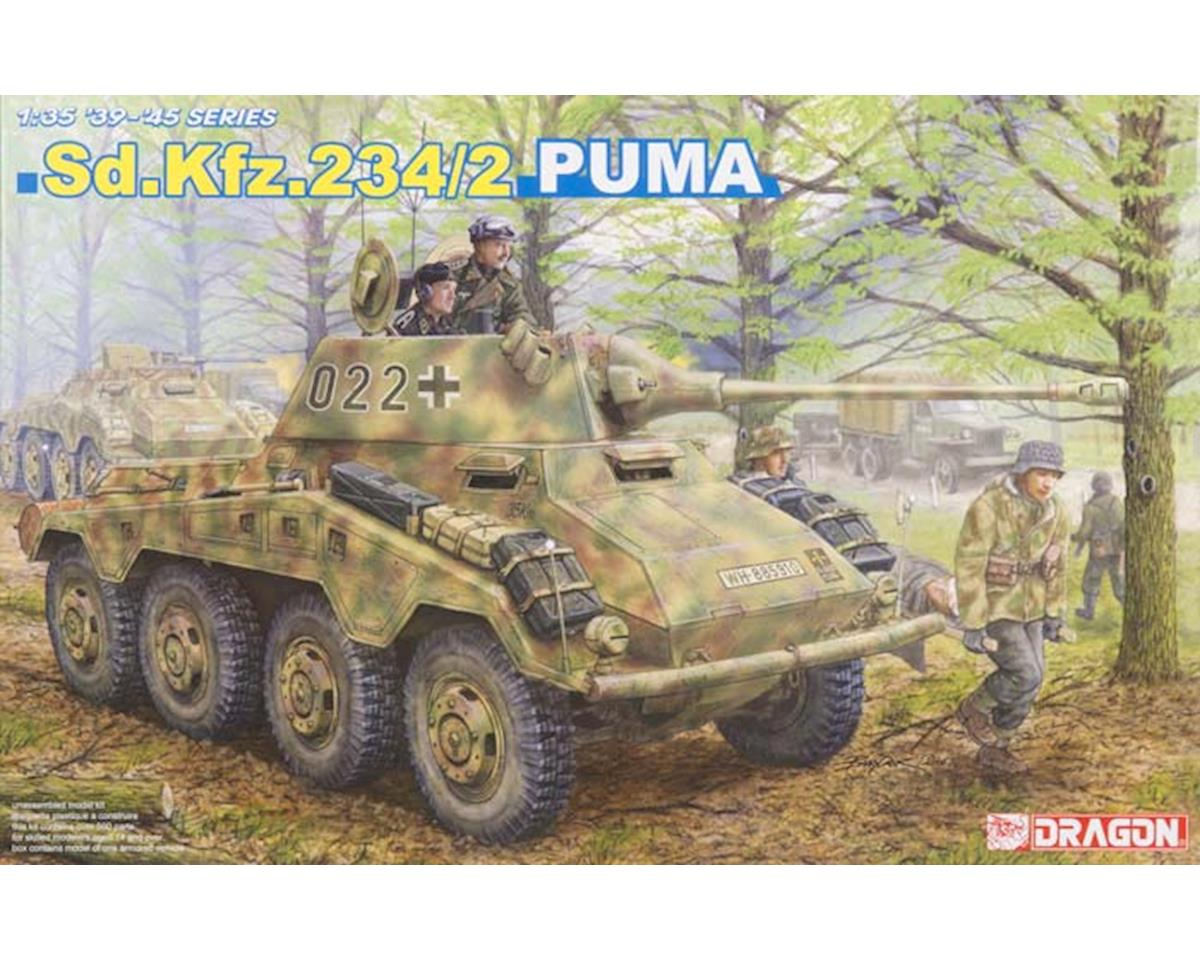Dragon Models 6256 1/35 Sd.Kfz.234/2 Puma