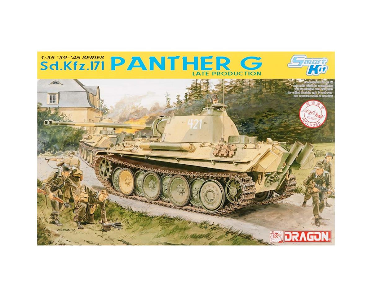 6268 1/35 Sd.Kfz.171 Panter G Late Prod. Smart Kit by Dragon Models