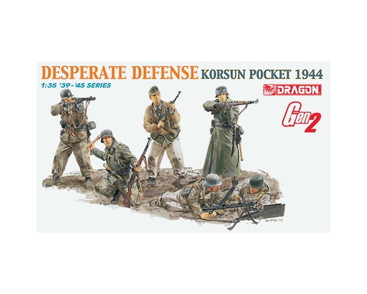 Dragon Models 6273 1/35 Desperate Defense Korsun Pocket 1944