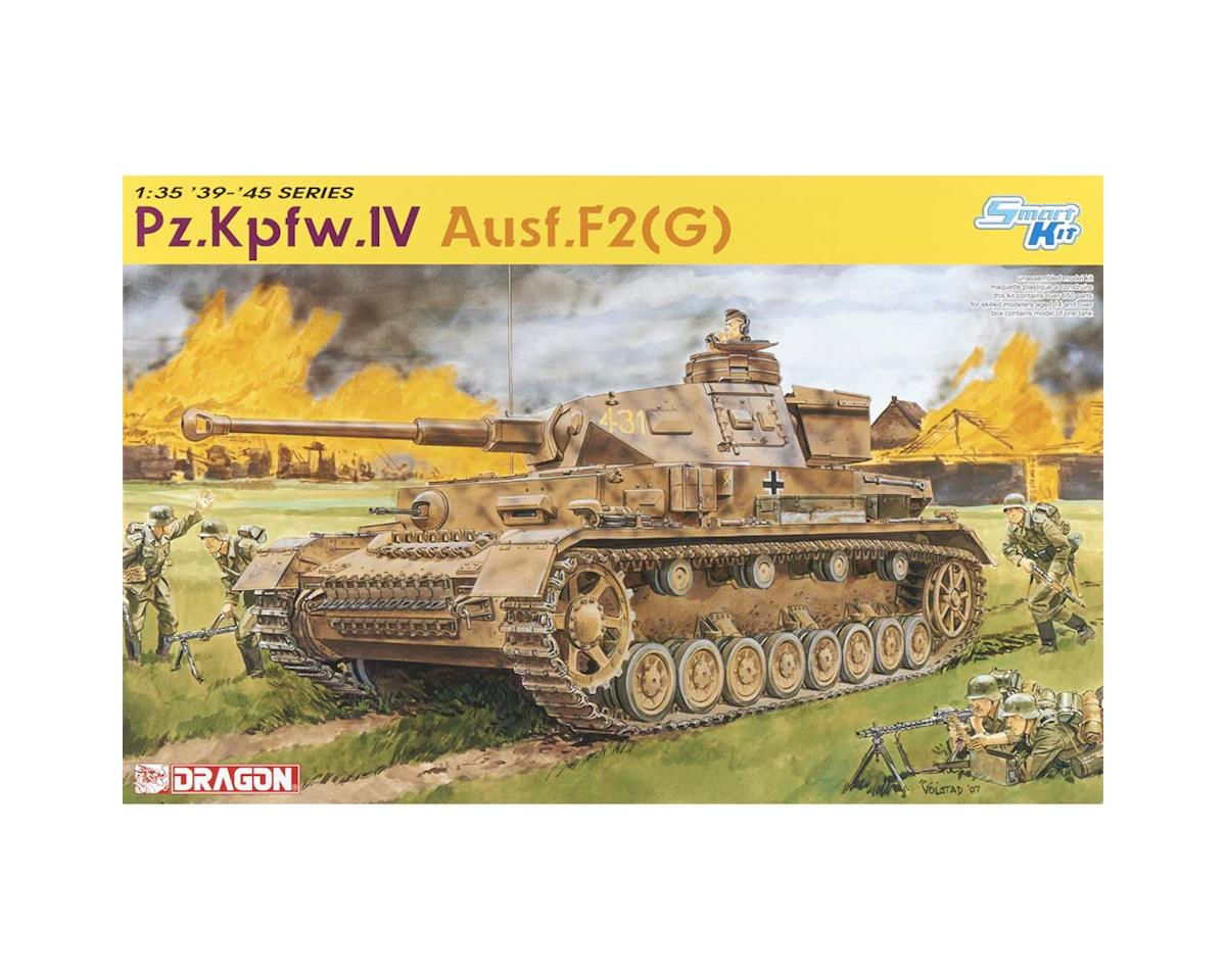 Dragon Models 6360 1/35 Pz.Kpfw.IV Ausf.F2(G) Smart Kit
