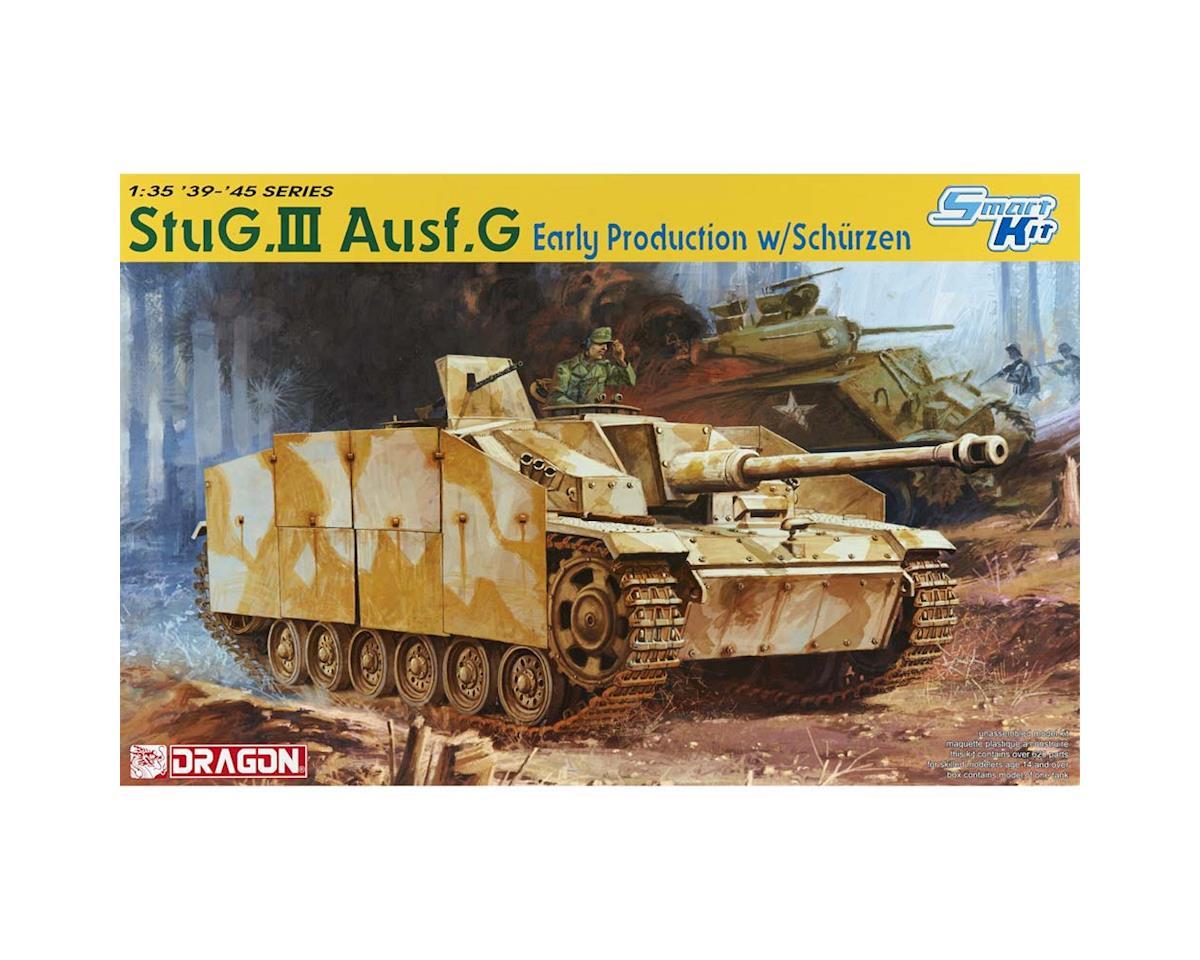 Dragon Models 6365 1/35 StuG.III Ausf.G Early Prod. w/Schurzen Smart