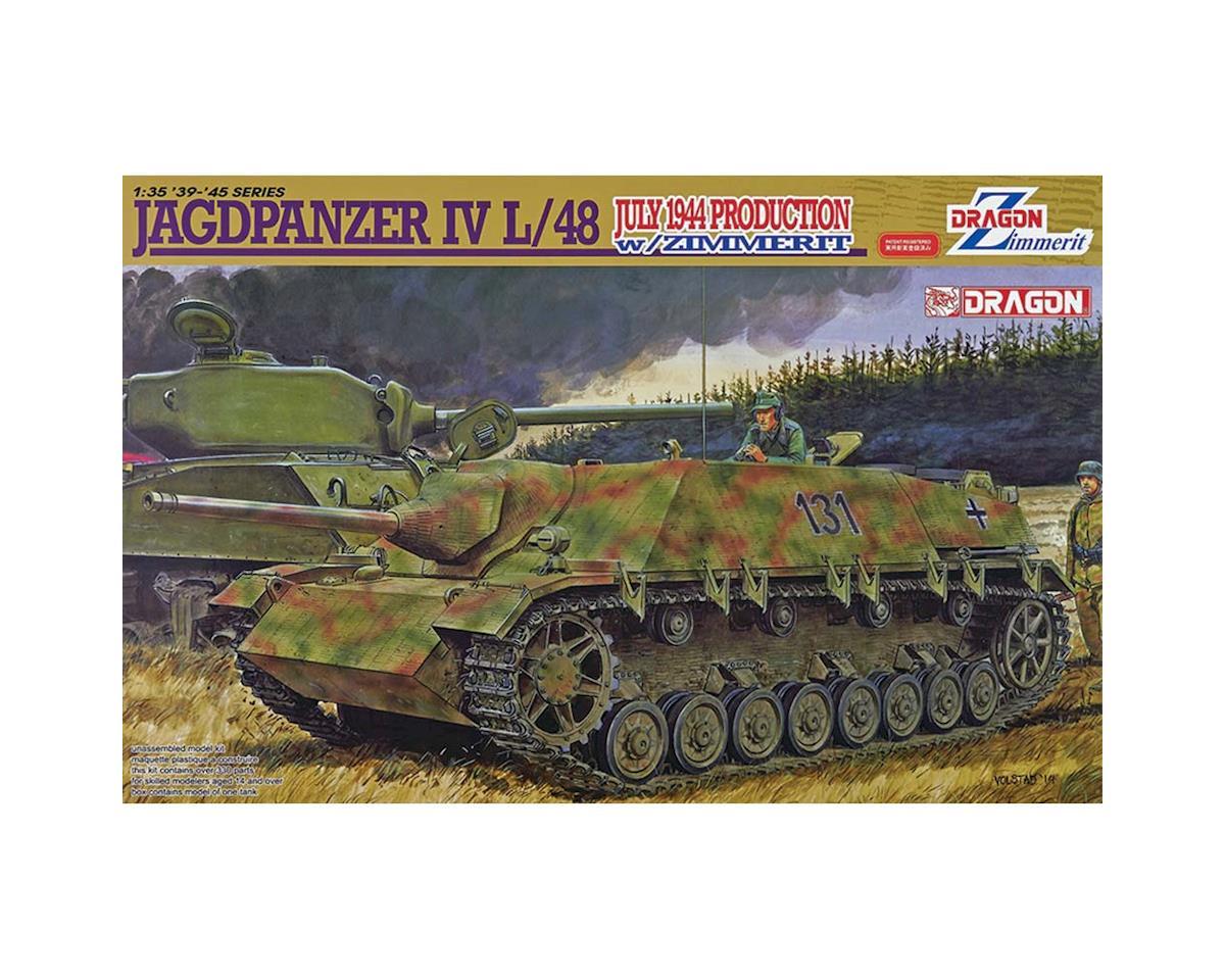 Dragon Models 6369 1/35 Jagdpanzer IV L/48 July 1944 w/Zimmerit