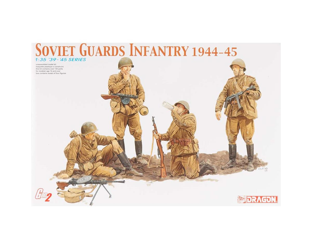 Dragon Models 6376 1/35 Soviet Guards Infantry 1944-45 Gen 2