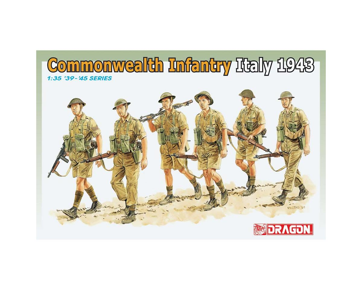 Dragon Models 6380 1/35 Commonwealth Infantry Italy 1943 (6)