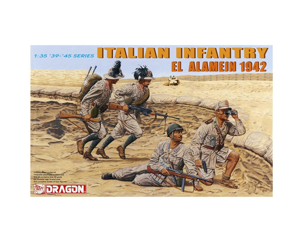 Dragon Models 6391 1/35 Italian Infantry El Alamein 1942 (4)