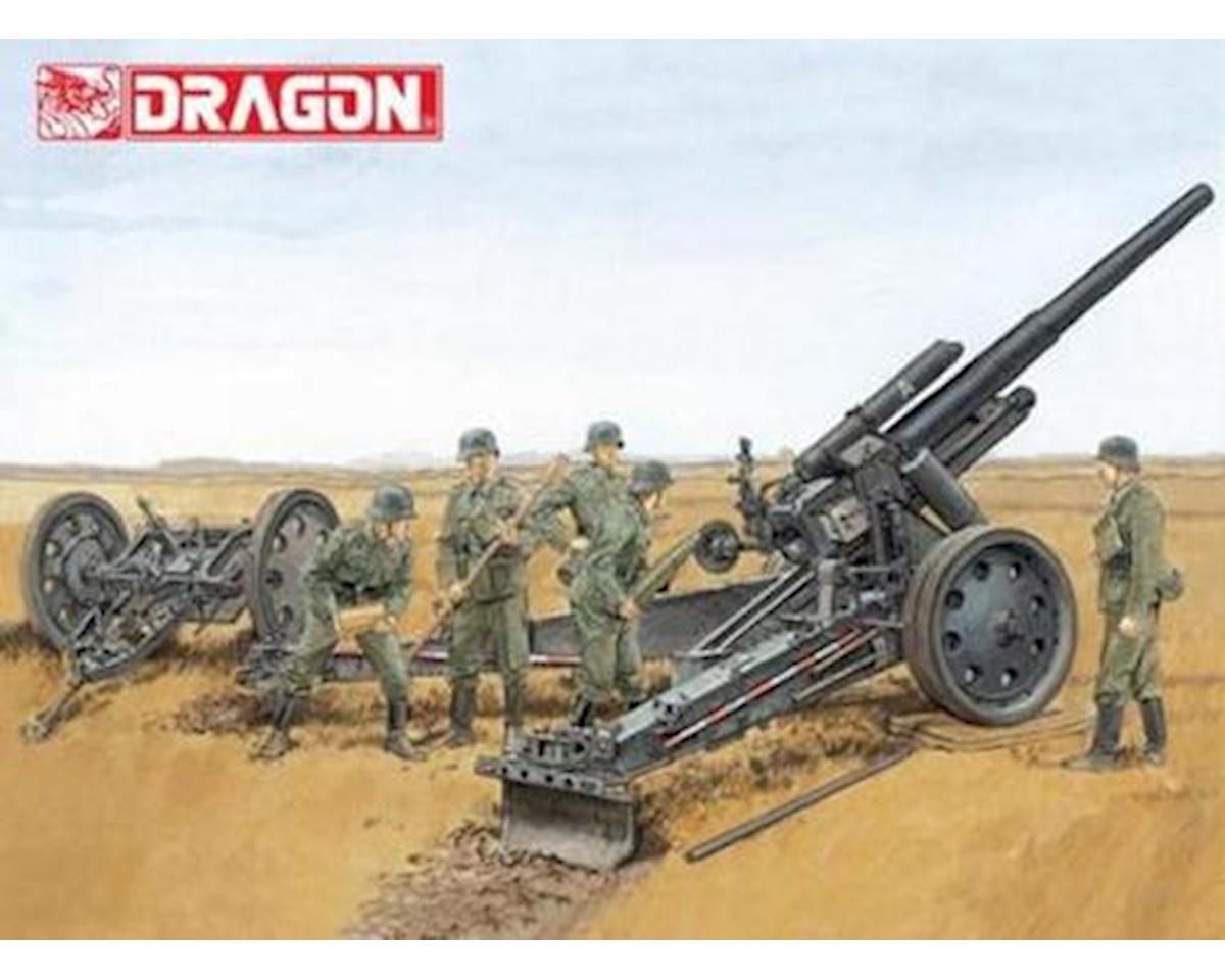 Dragon Models 6392 1/35 German sFH 18 Howitzer w/Limber Smart Kit