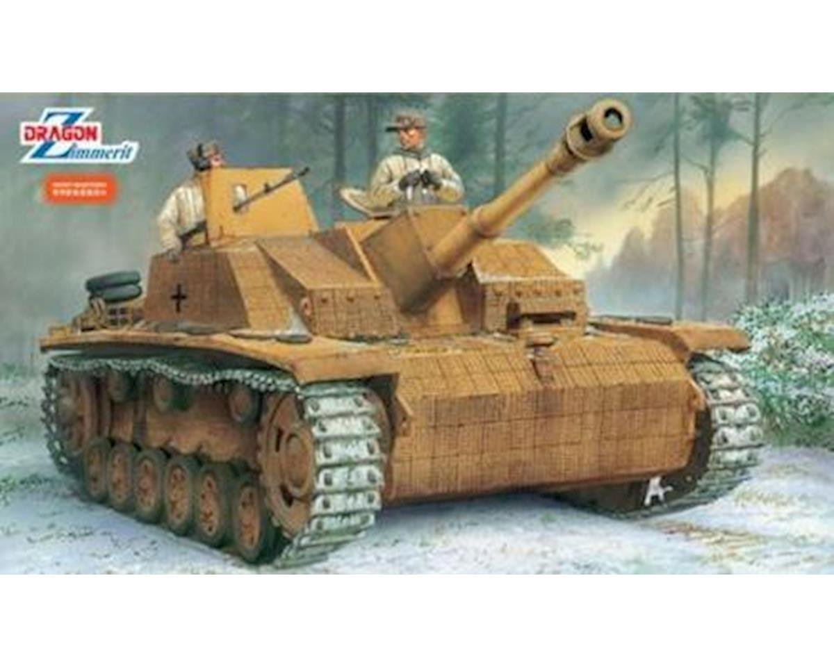 NYA 1/35 10.5cm SyuH.42 Ausf.G w/Zimmerit by Dragon Models