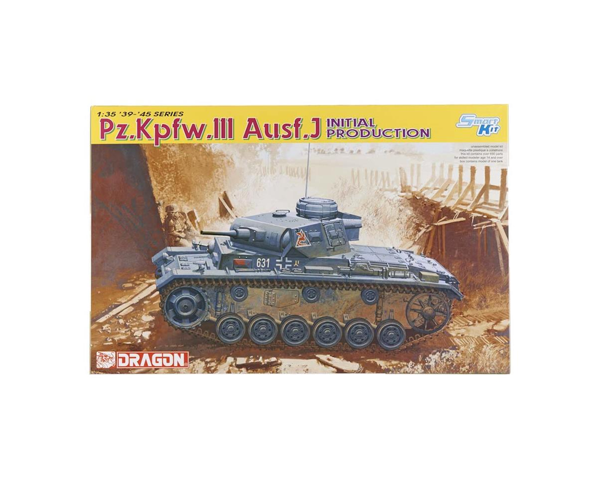 Dragon Models 6463 1/35 Panzer III Ausf.J Smart Kit