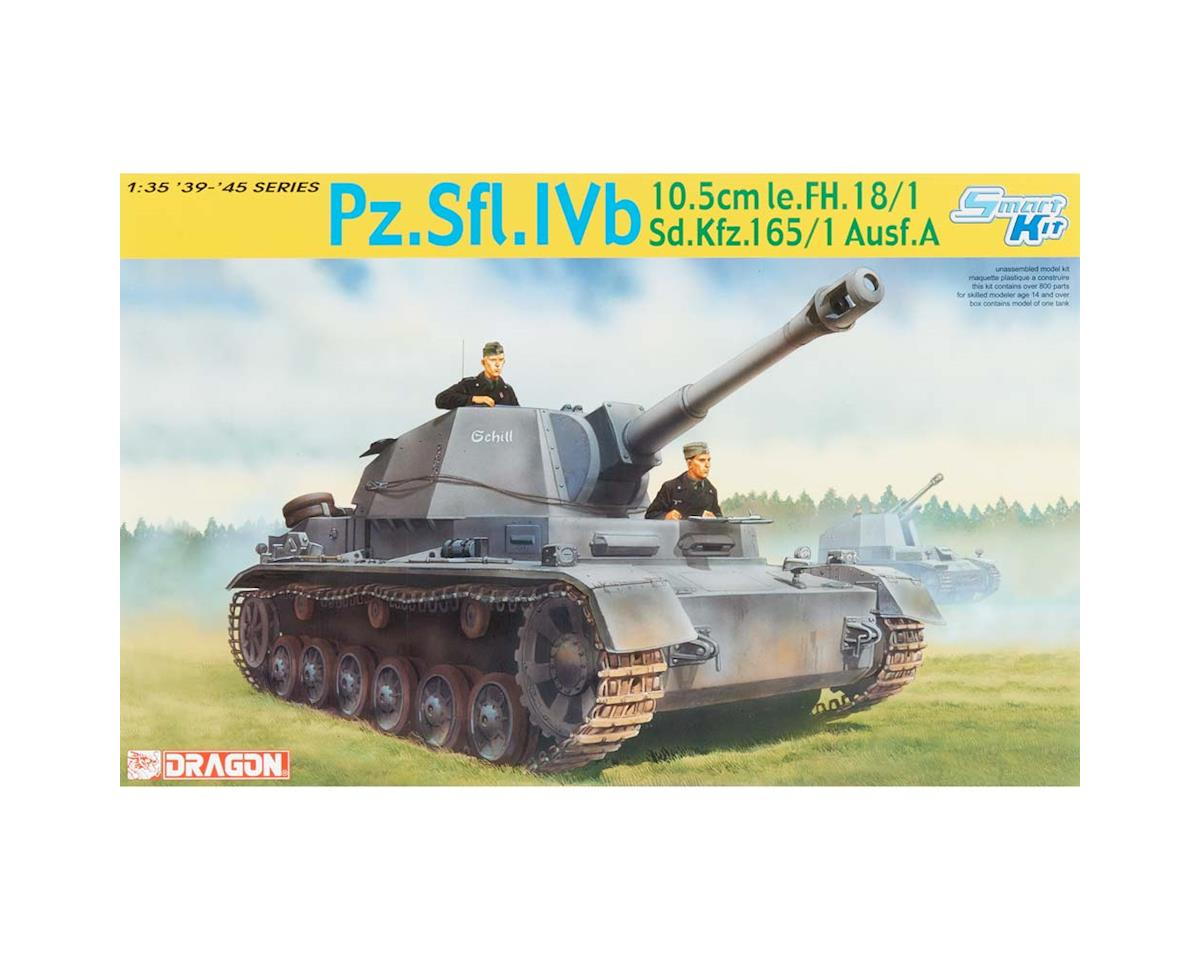 Dragon Models 6475 1/35 Pz.Sfl.IVB 10.5cm le.F.H.18/1 Sd.Kfz.165