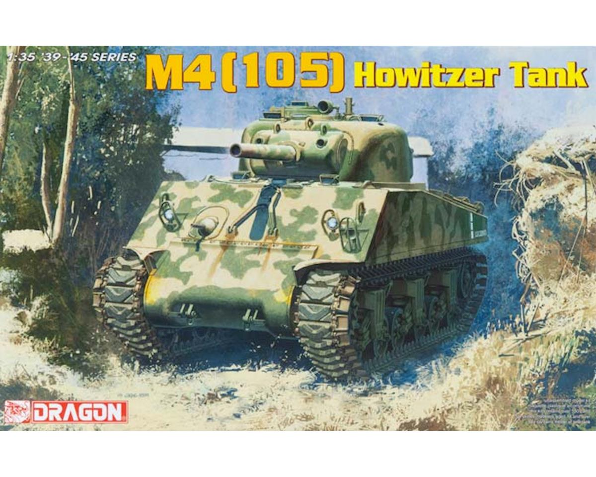 Dragon Models 6548 1/35 M4 (105) Howitzer Tank