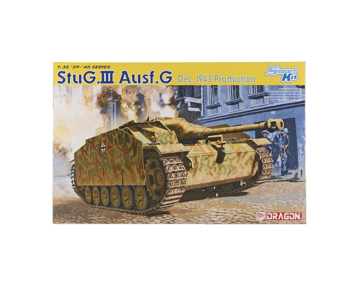 Dragon Models 6581 1/35 StuG.III Ausf.G Dec 1943 Prod Smart Kit