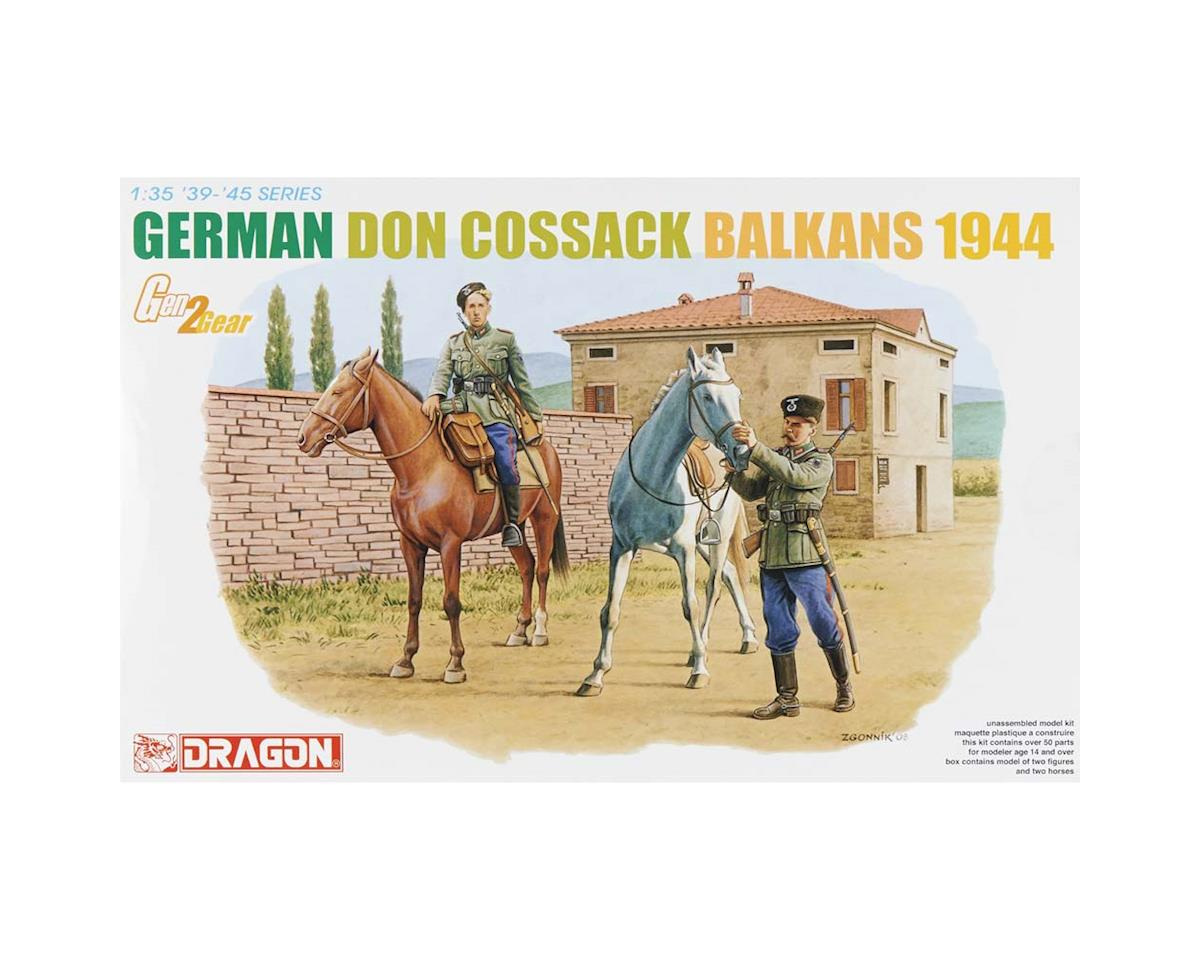 6588 1/35 German Don Cossack Balkans 1944 by Dragon Models