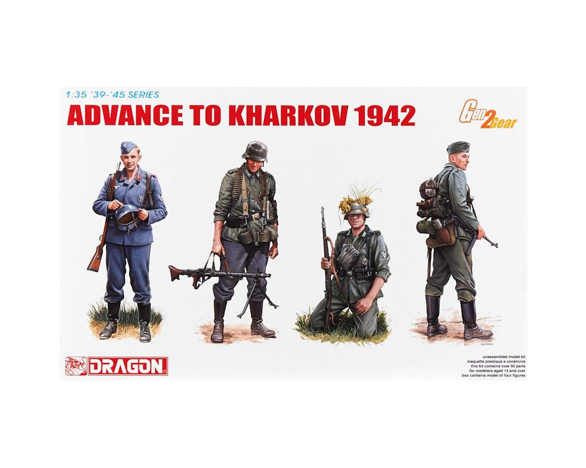 Dragon Models 6656 1/35 Advance To Kharkov 1942 (4)