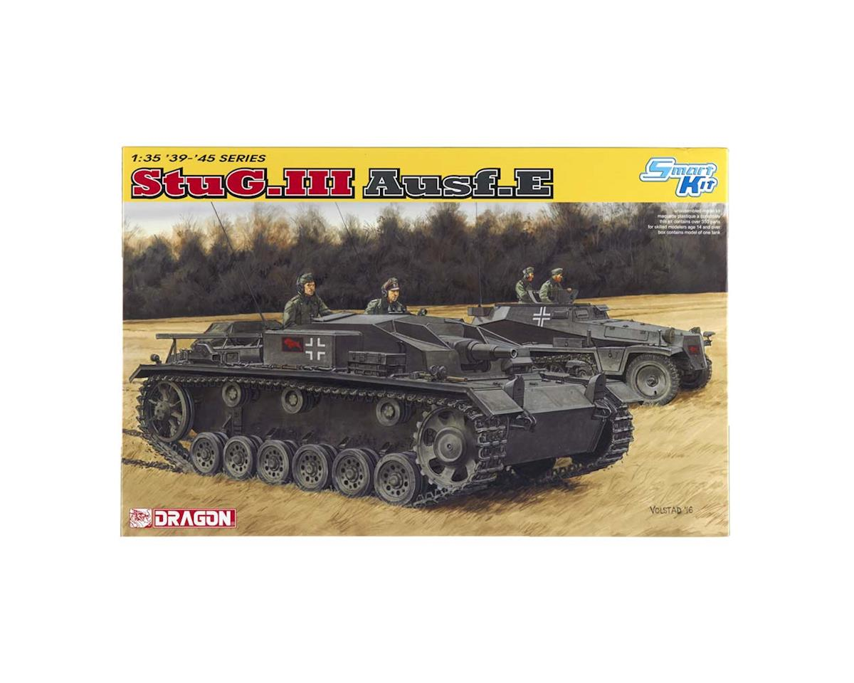 6688 1/35 StuG.III Ausf.E Smart Kit by Dragon Models