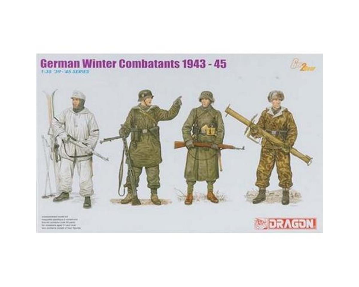 1/35 German Winter Combatants 1943-45
