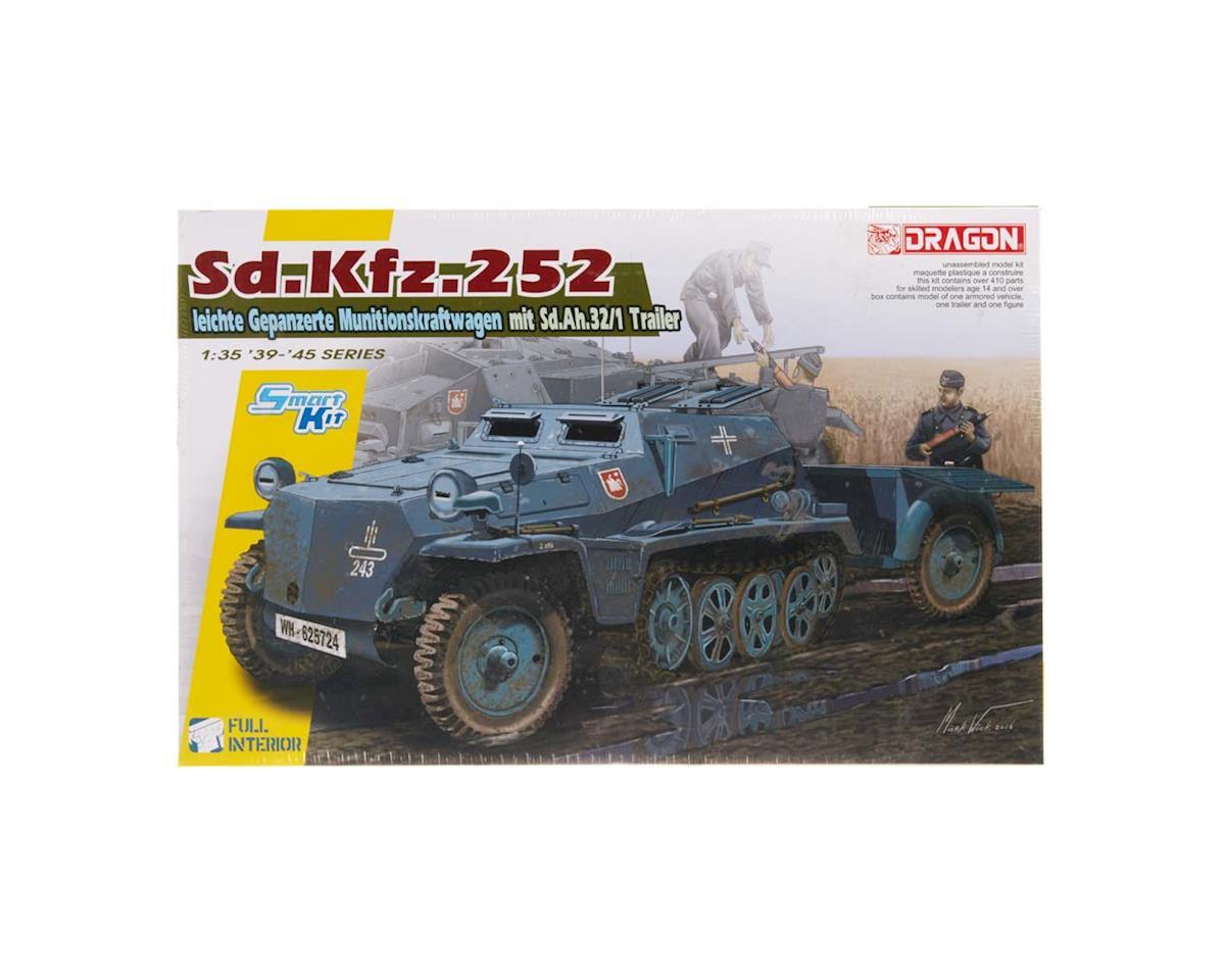 Dragon Models 6718 1/35 Sd.Kfz.252 leichte Gepanzerte Munitionkraftwa