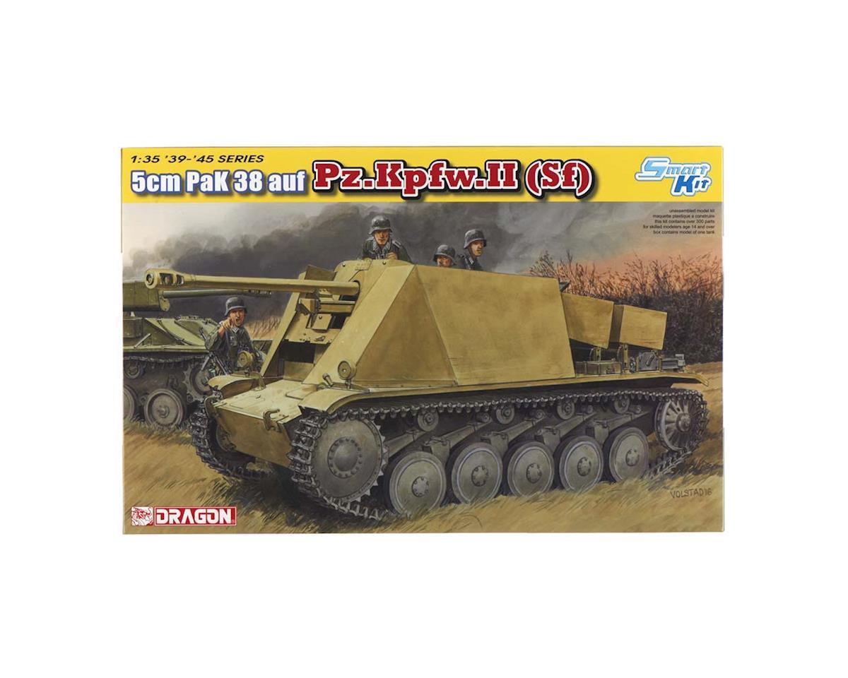 Dragon Models 6721 1/35 5cm Pak 38 L/60 auf Fgst.Pz.Kpfw.II (Sf)