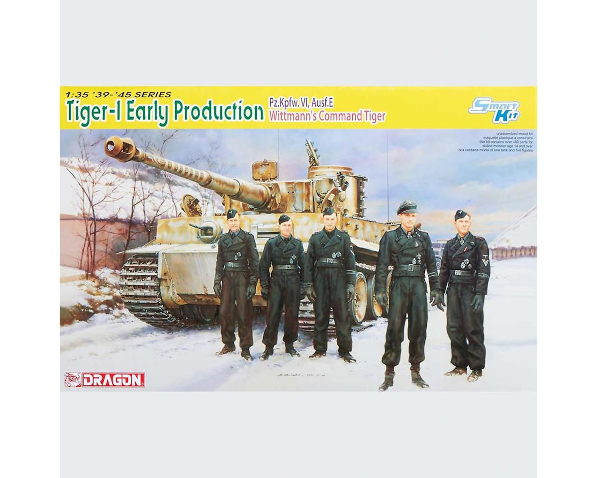 Dragon Models 6730 1/35 Tiger I Early Production Eastern Front 1944