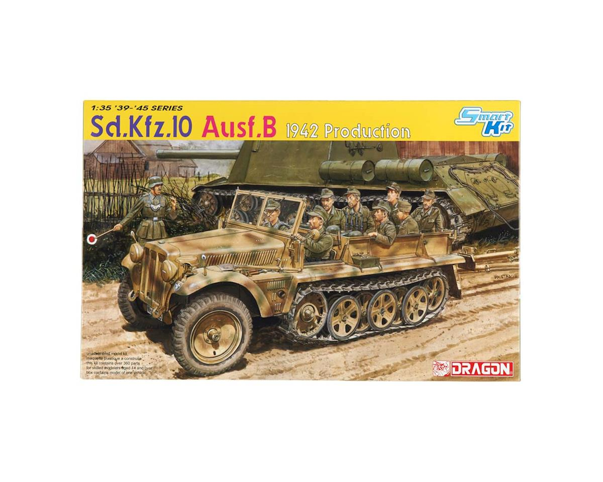 Dragon Models 6731 1/35 SdKfz10 Ausf.B 1942 Production Smart Kit
