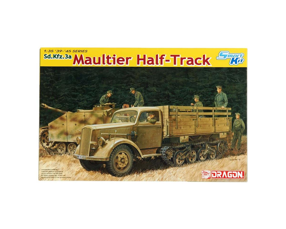 6761 1/35 Sd.Kfz 3a Half-Track Truck Maultier Smart Kit by Dragon Models
