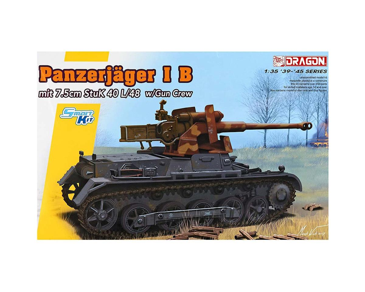 1/35 Panzerjager IB mit StuK 40 L/48 Smart Kit by Dragon Models