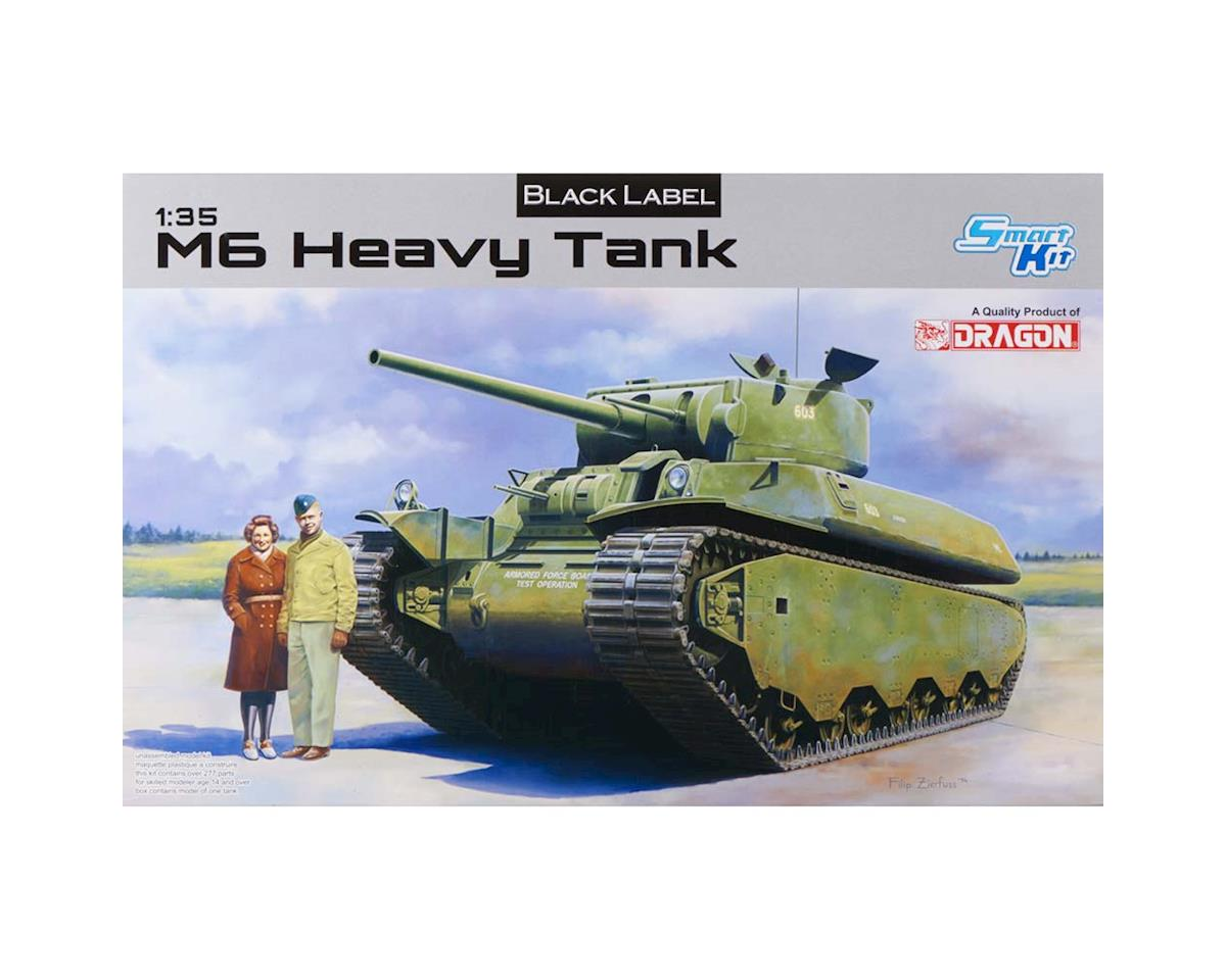 Dragon Models 6798 1/35 M6 Heavy Tank Black Label Series
