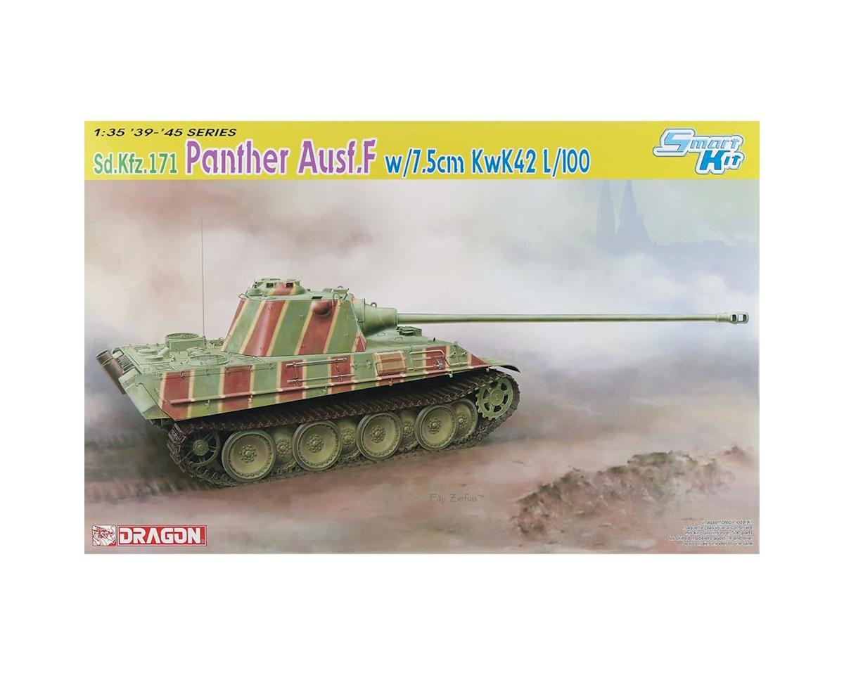 Dragon Models 6799 1/35 Panther Ausf.F w/7.5cm KwK42 L/100