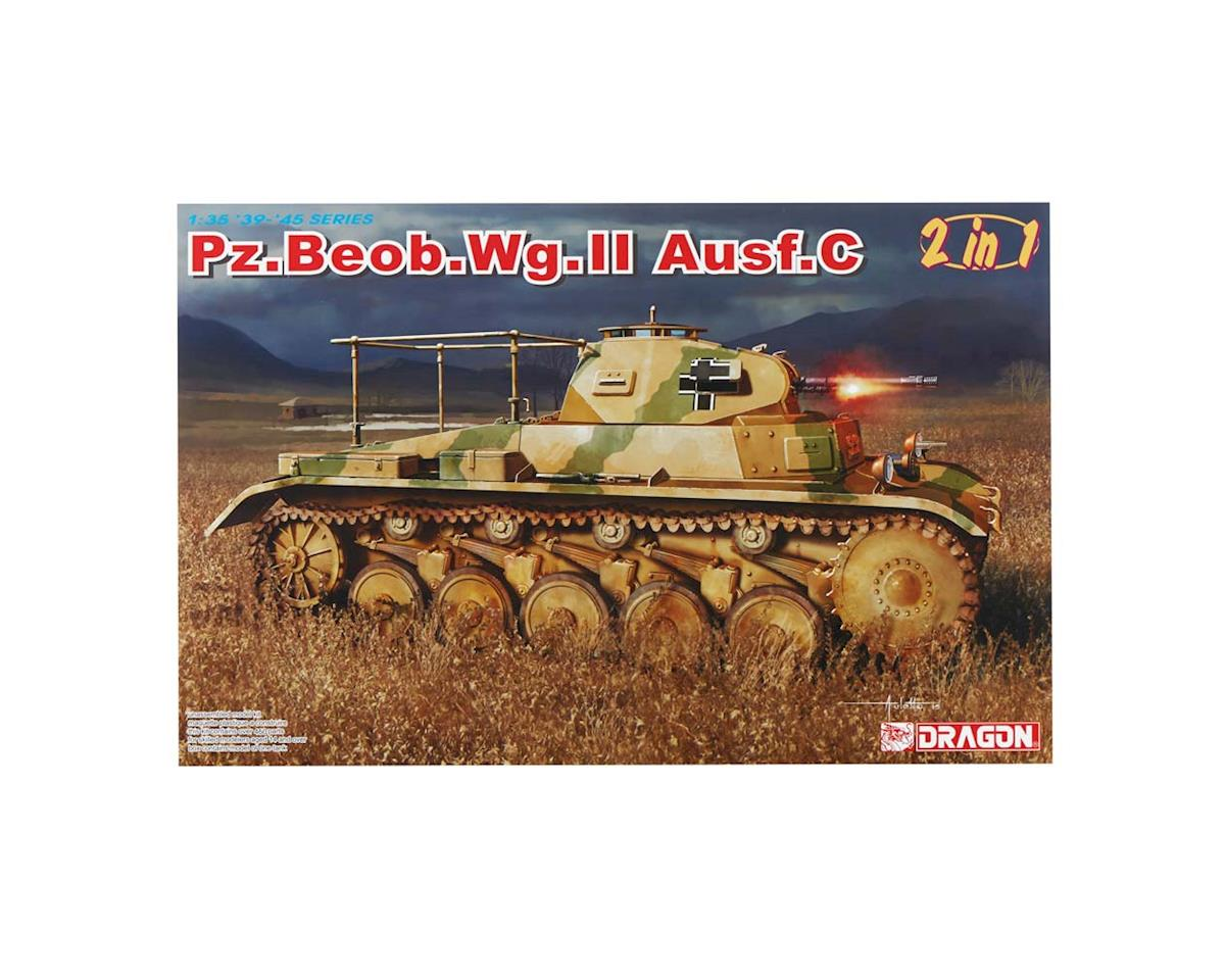 Dragon Models 6812 1/35 Pz.Beob.Wg.II Ausf.A-C Smart Kit