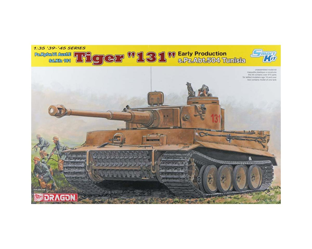 Dragon Models 6820 1/35 Tiger I 131 s.Pz.Abt.504 Tunisia Smart Kit