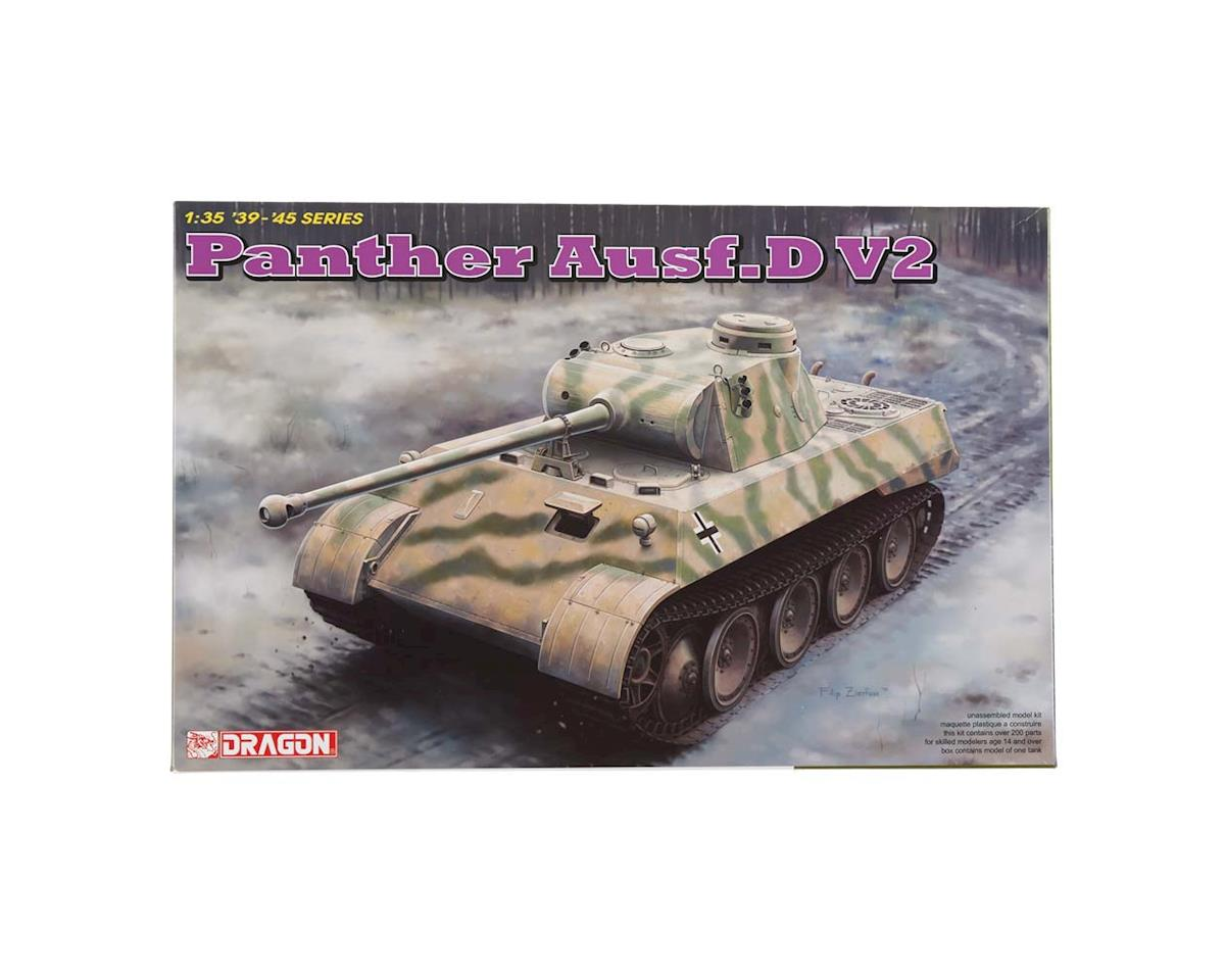Dragon Models 6822 1/35 Panther Ausf.D V2
