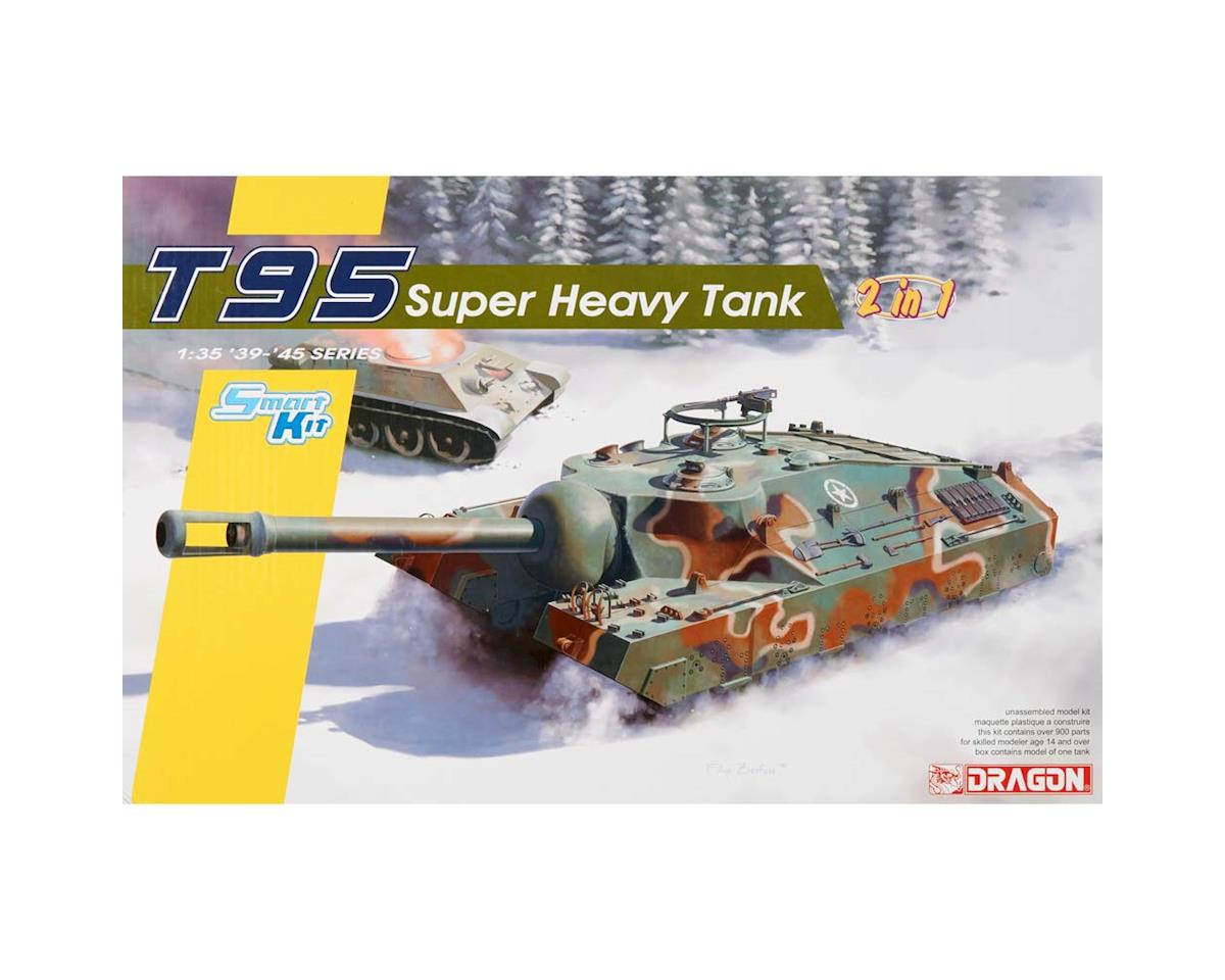 Dragon Models 6825 1/35 T95 Super Heavy Tank 2 in 1