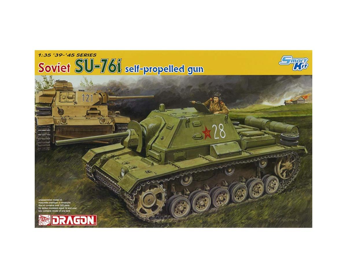 6838 1/35 Su-76i Smart Kit by Dragon Models