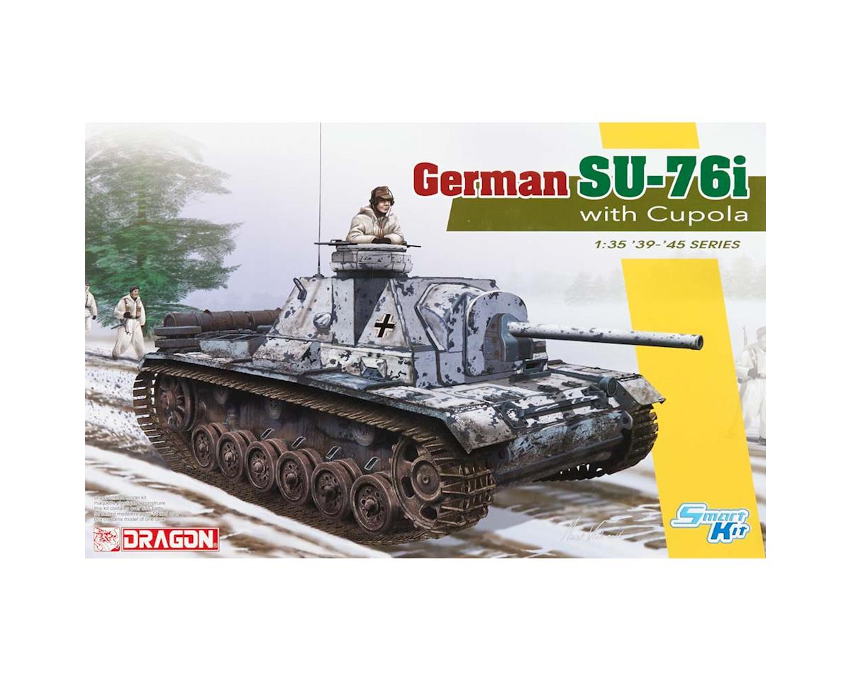 Dragon Models 1/35 German SU-76i w/Cupola