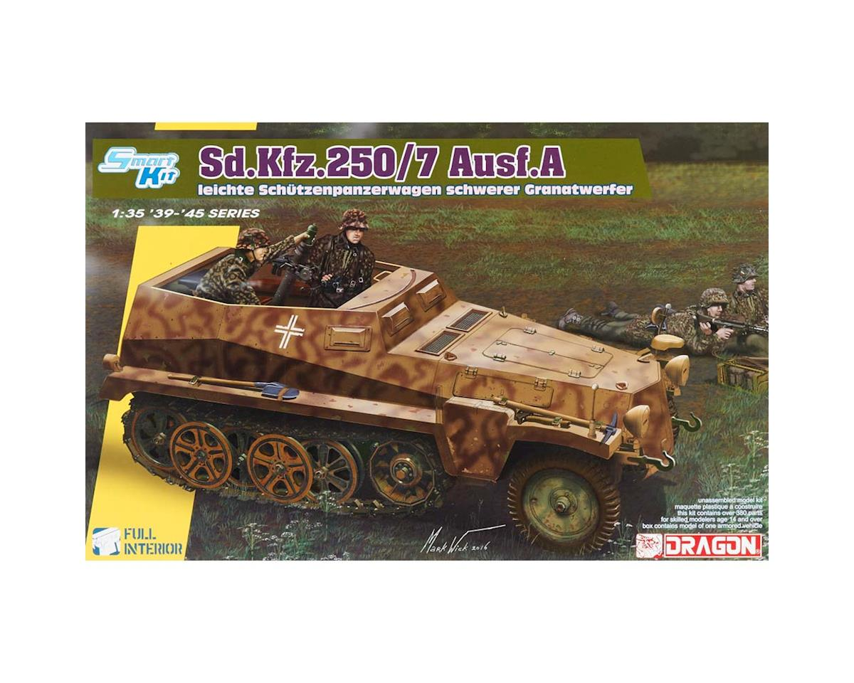 Dragon Models 1/35 Sd.Kfz.250/7 Atle 8cm Mortar Carrier