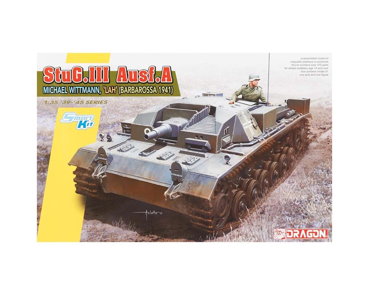 6860 1/35 StuG.III Ausf.A Michael Wittmann LAH Div by Dragon Models