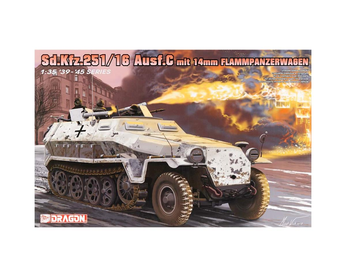 Dragon Models 6864 1/35 Sd.Kfz.251/16 Ausf.C Flammpanzerwagen