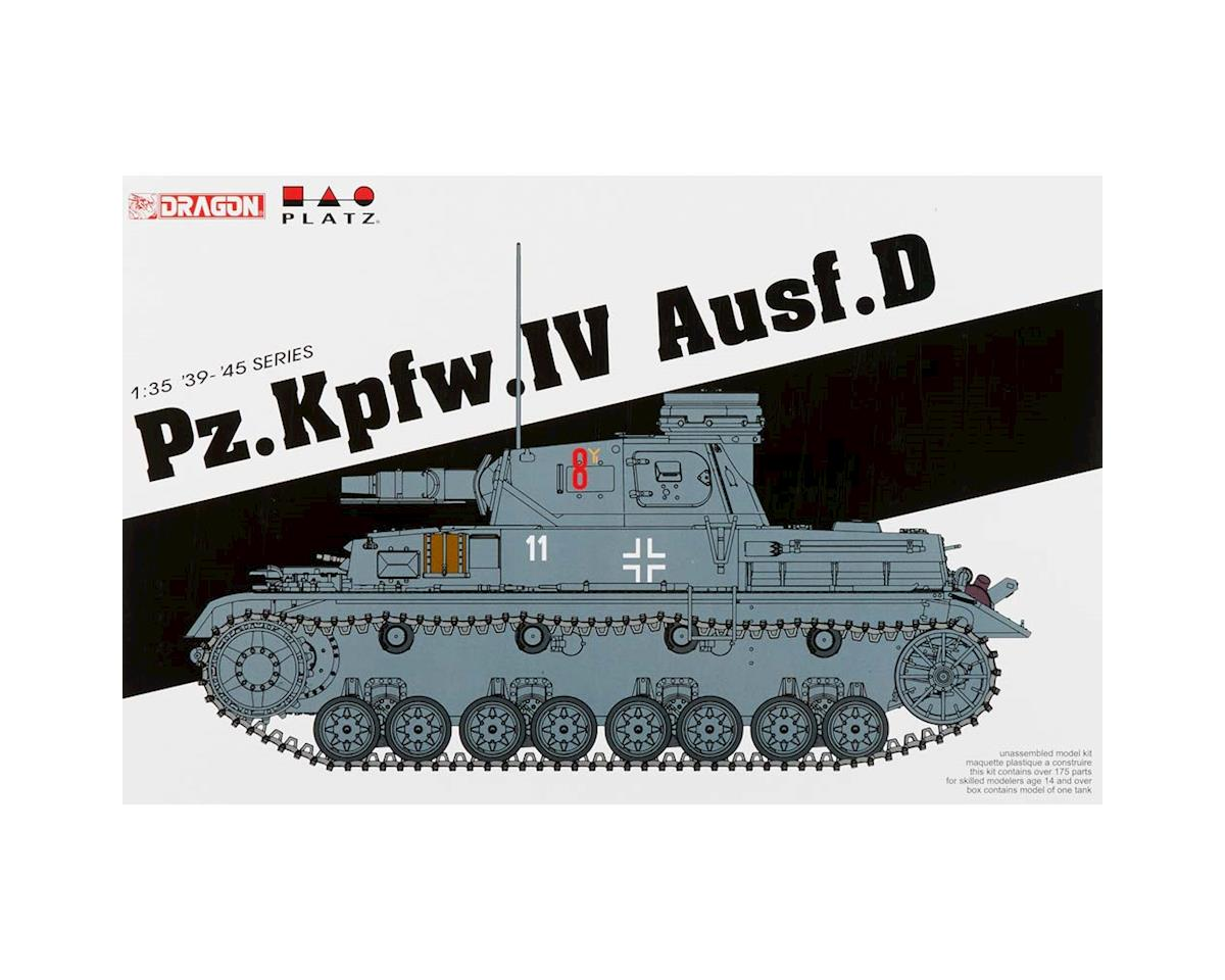 Dragon Models 6873 1/35 Pz.Kpfw.IV Ausf.D Smart Kit