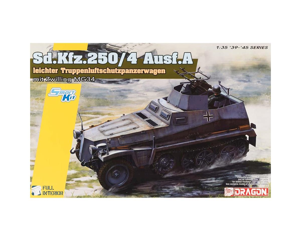 Dragon Models 1/35 Sd.Kfz.250/4 Ausf A Leichter Truppenluftshutz