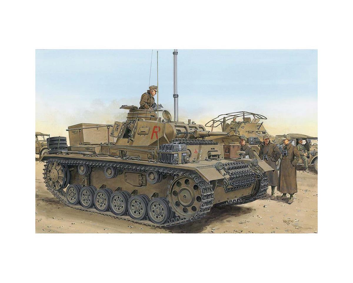 Dragon Models 6901 1/35 DAK Pz.Bef.Wg.III Ausf.H Smart Kit