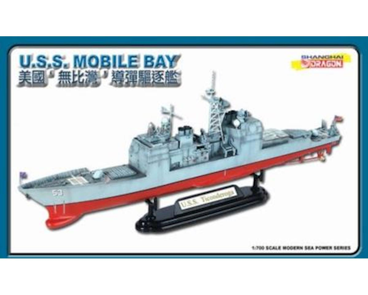 1/700 USS Mobile Bay Ship (Re-Issue)
