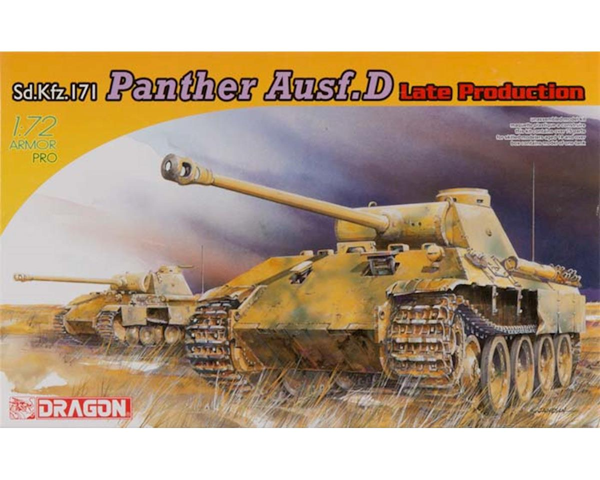 Dragon Models 7506 1/72 Sd.Kfz.171 Panther D