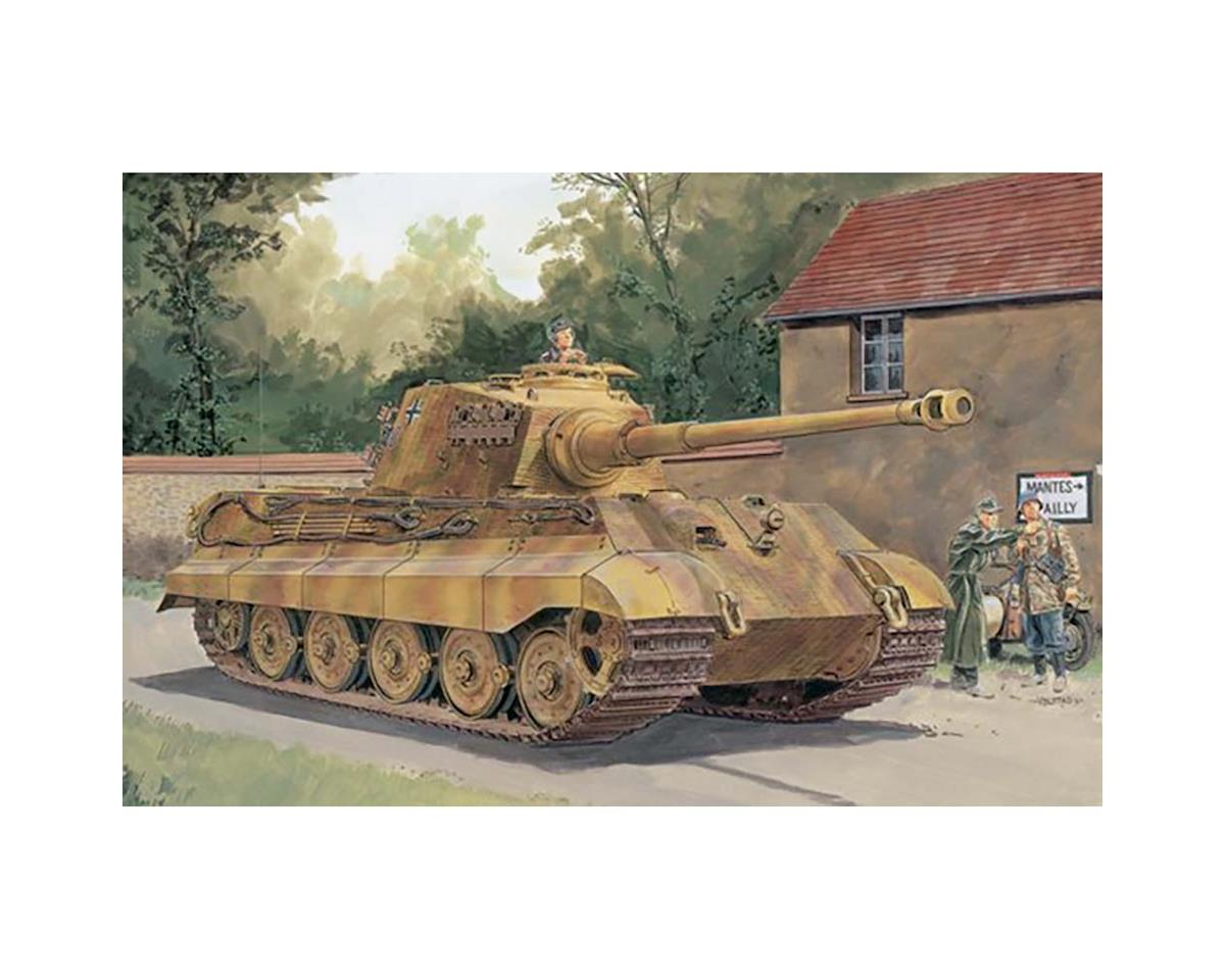 Dragon Models 7558 1/72 King Tiger Henshcel