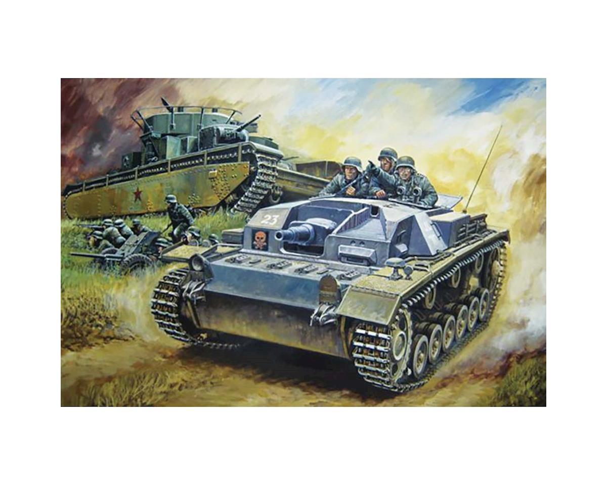 Dragon Models 7559 1/72 Stug.III Ausf.B