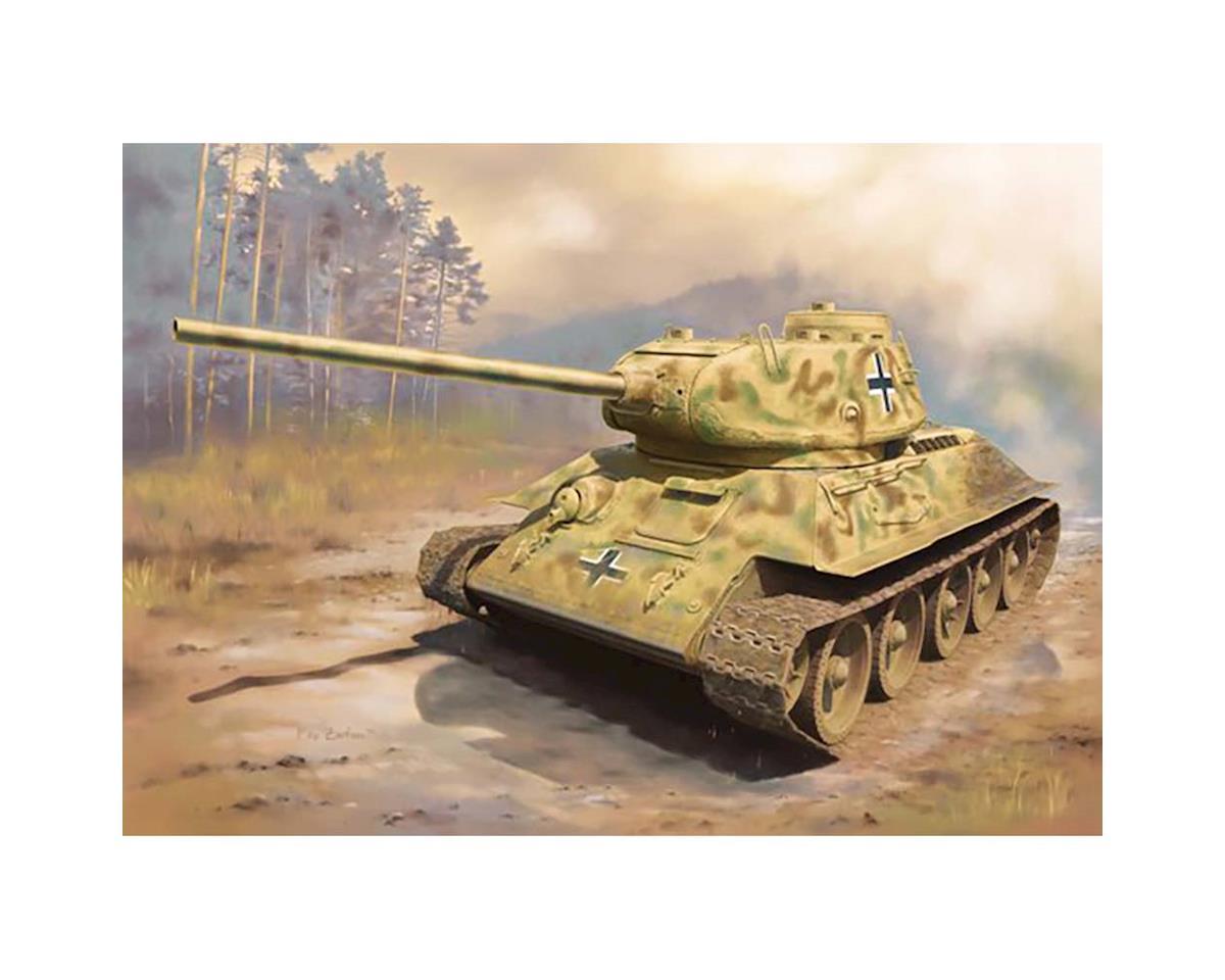 Dragon Models 7564 1/72 Panzerkampfwagen T-34/85