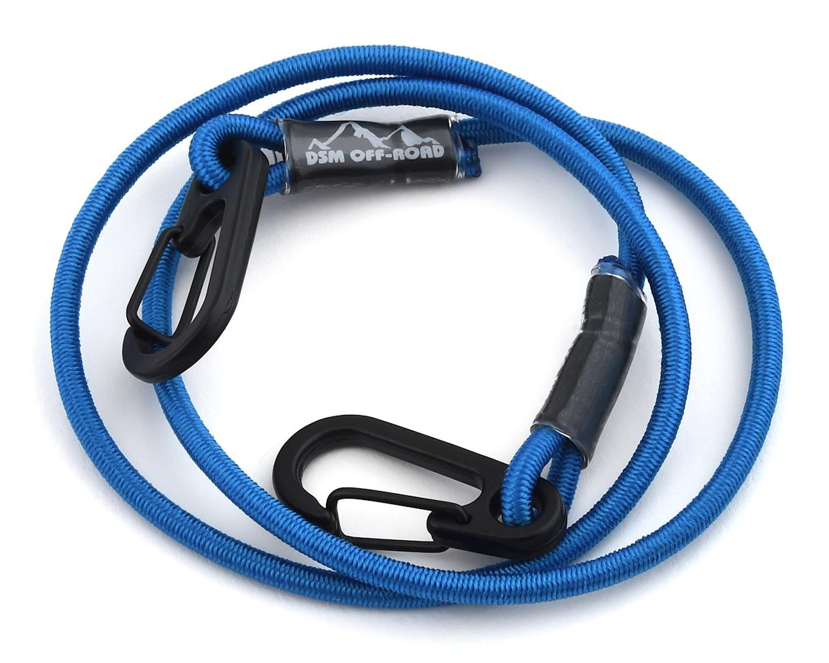 """DSM Off-Road 20"""" Super Strap Kinetic Recovery Strap (Blue)"""