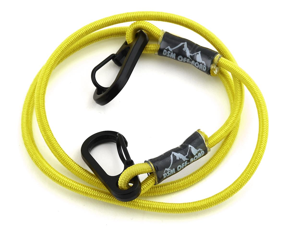 "DSM Off-Road 20"" Super Strap Kinetic Recovery (Neon Yellow) (RC4WD Trail Finder 2)"