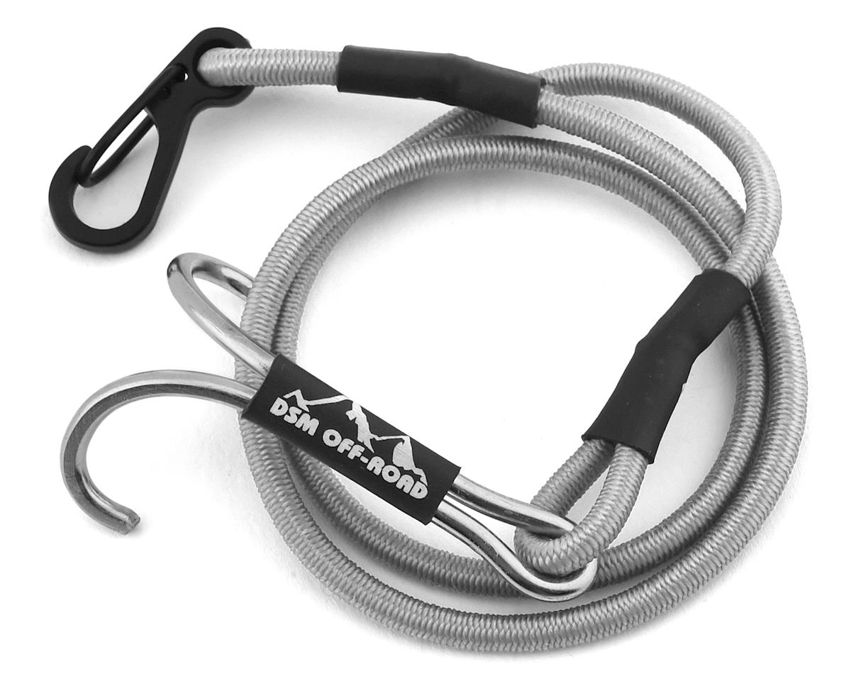"""DSM Off-Road 16"""" V3 Self Recovery Kinetic Strap System (Silver)"""