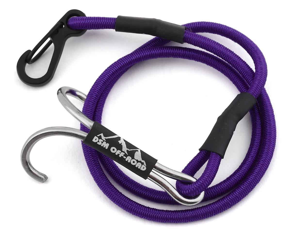 """DSM Off-Road 16"""" V3 Self Recovery Kinetic Strap System (Purple)"""